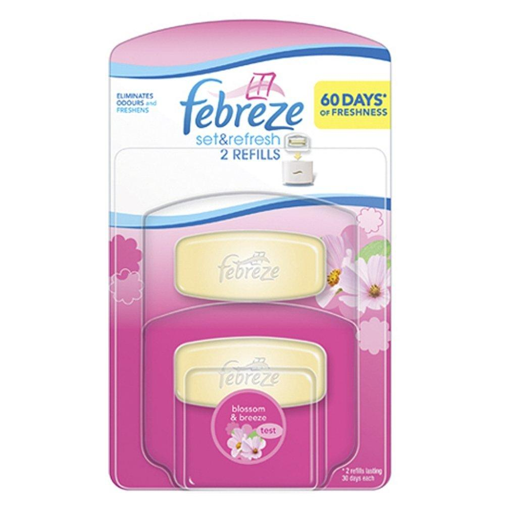 Febreze Set And Refresh Refill Blossom 11ml