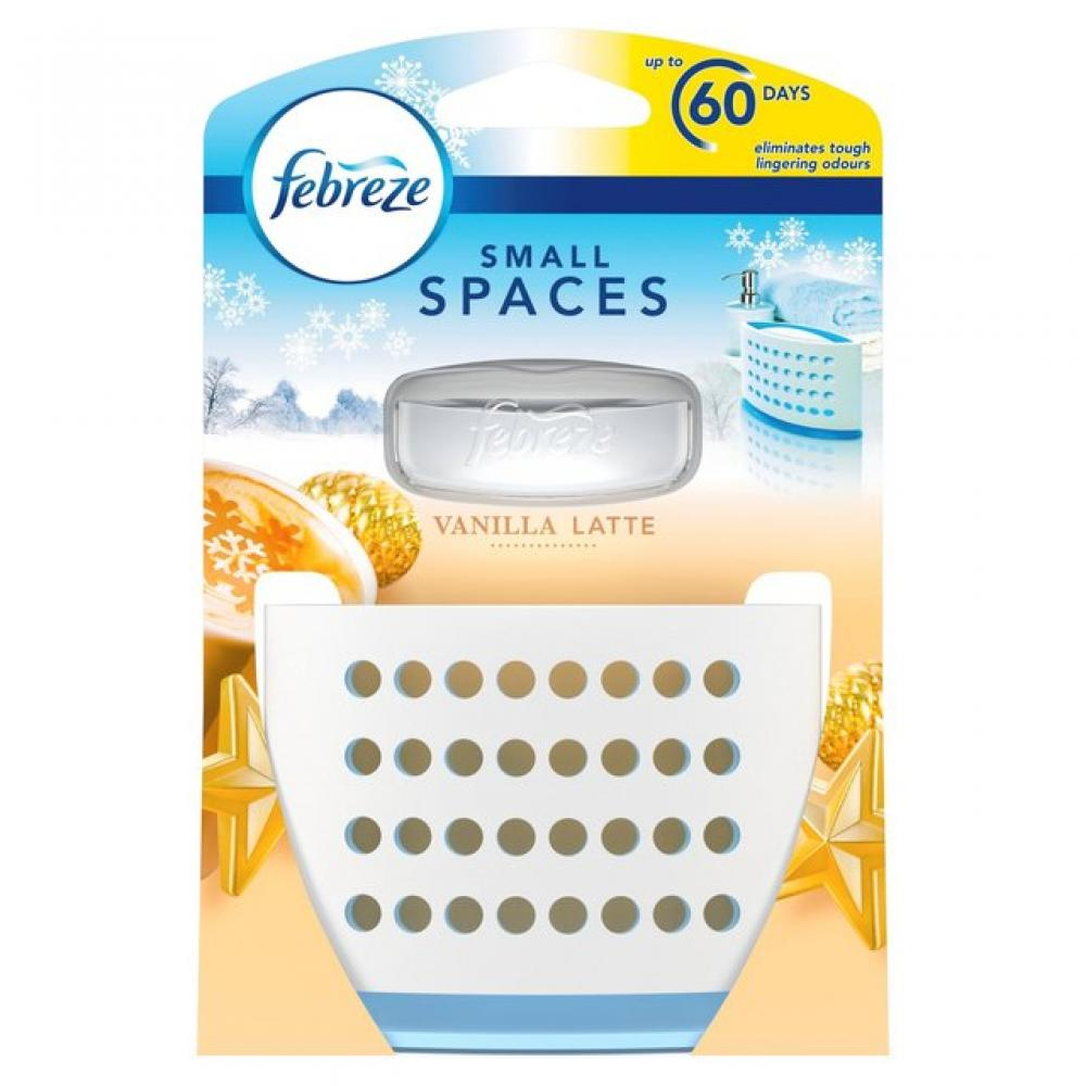 Febreze Set and Refresh Vanilla Latte Air Freshener Diffuser and ...