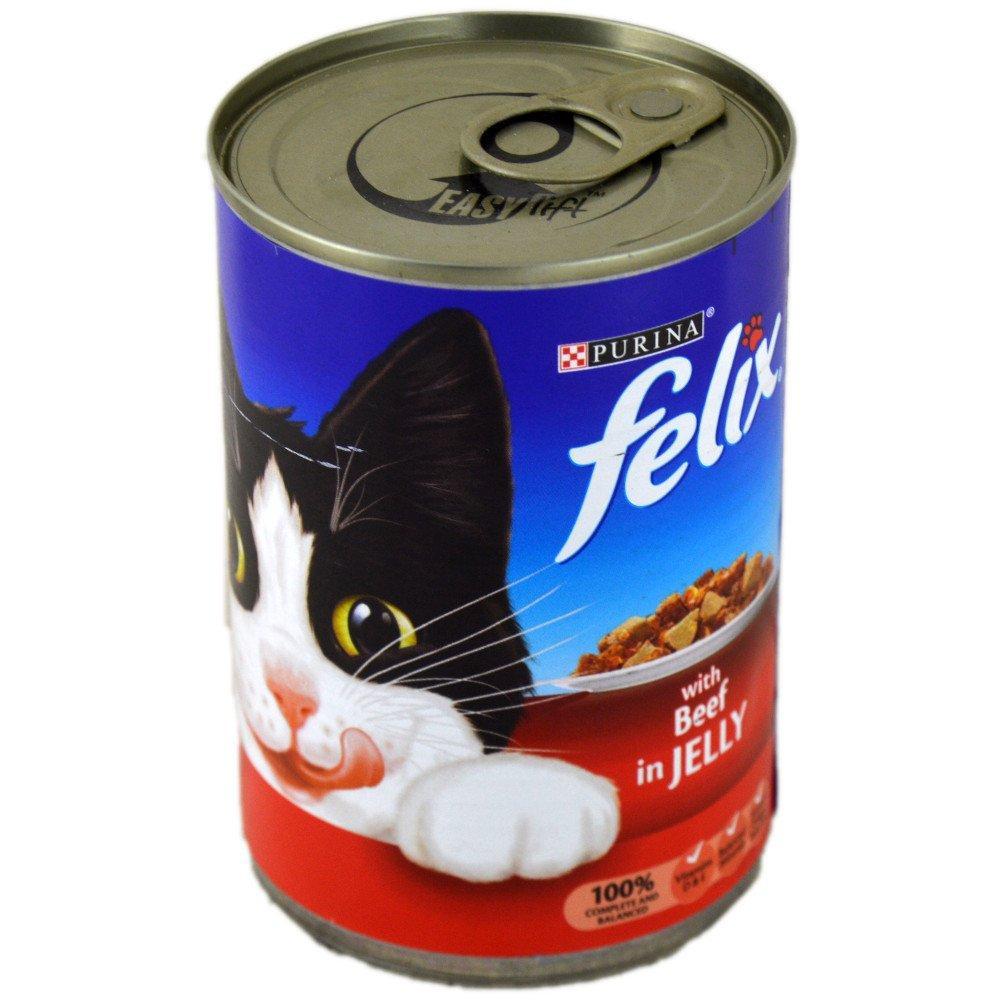 Felix Beef in Jelly 400g