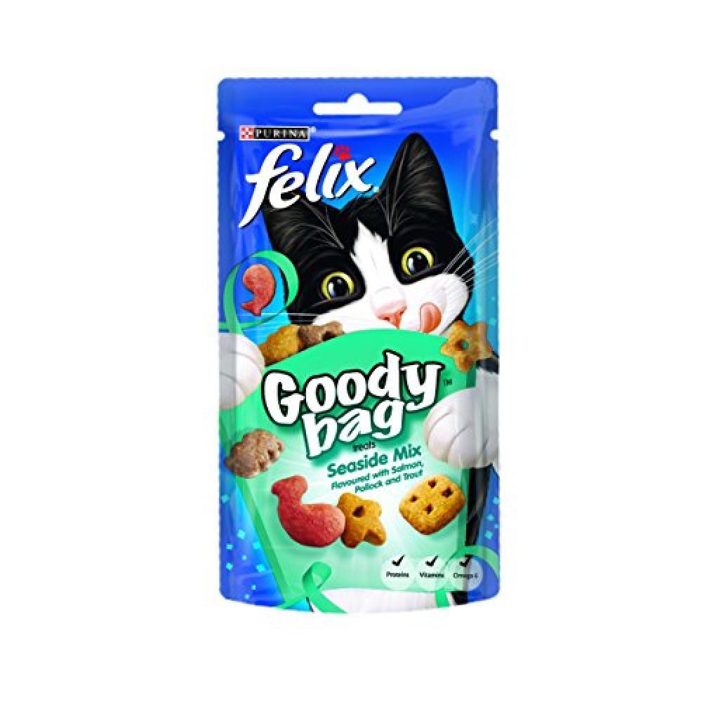 Felix Cat Treat Goody Bag Seaside Mix 60 g