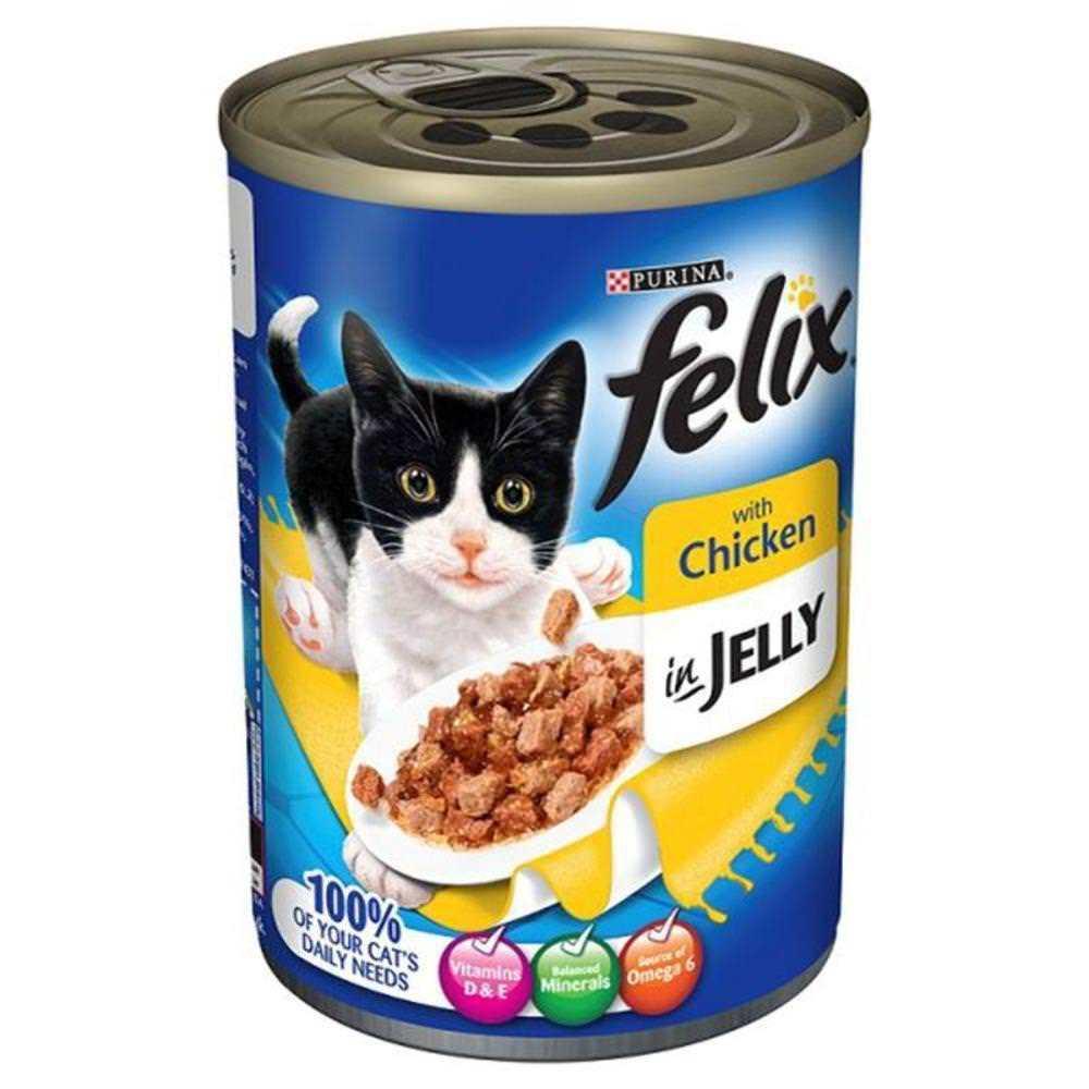 Felix Chicken in Jelly 400g