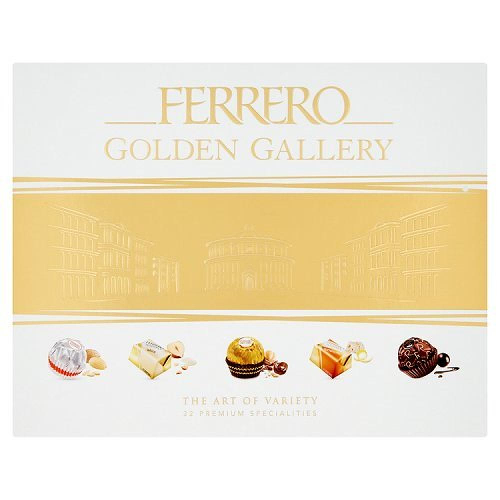 Ferrero Golden Gallery 22 Piece Assortment 216g