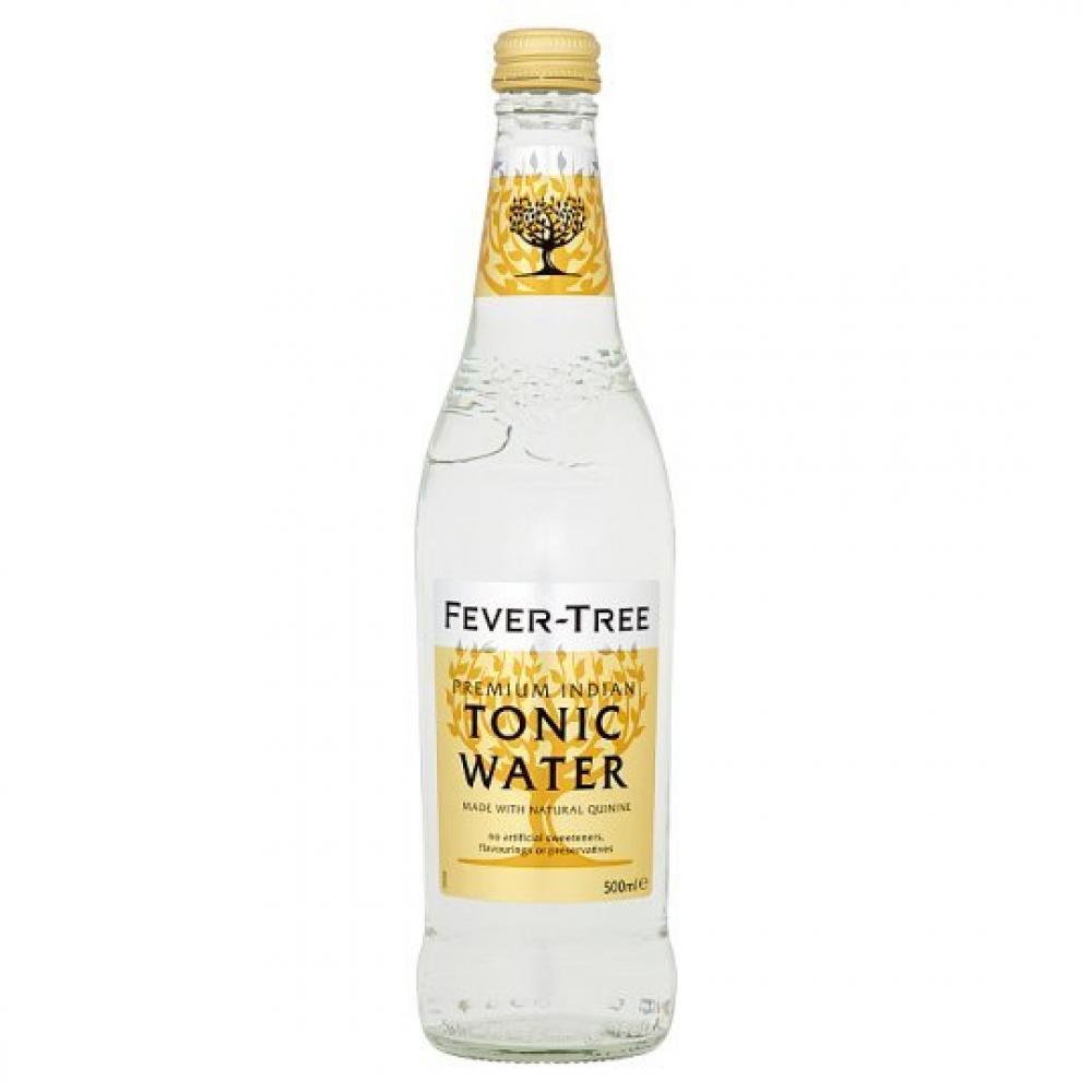 Fever Tree Premium Indian Tonic Water 500ml