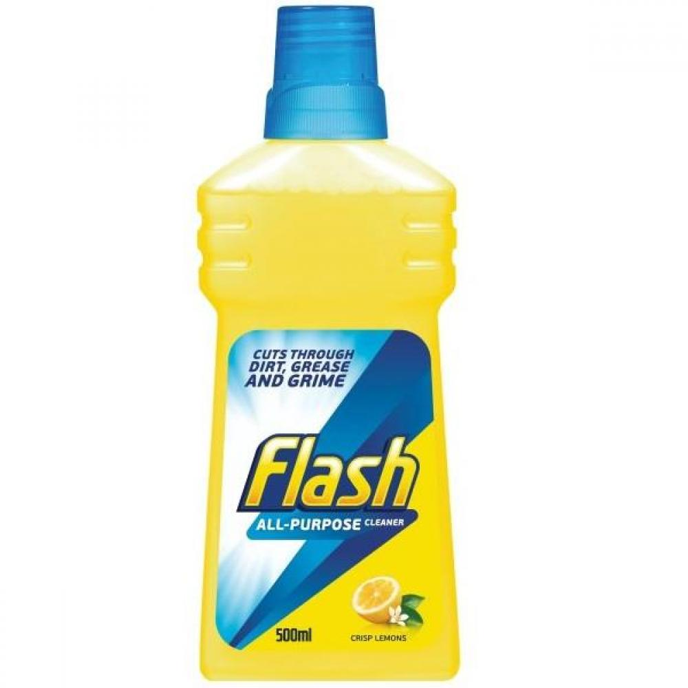 Flash All Purpose Cleaner Lemon 500ml