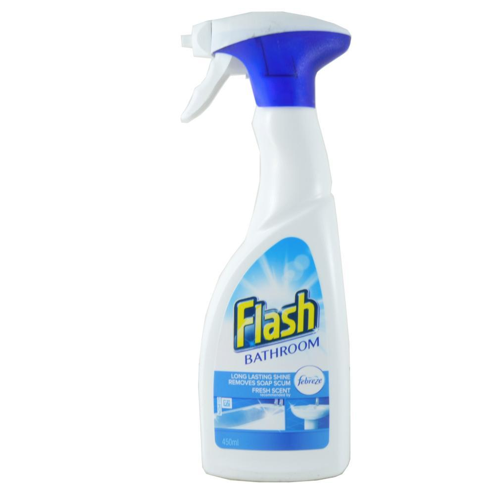 Flash Bathroom Long Lasting Shine 450ml