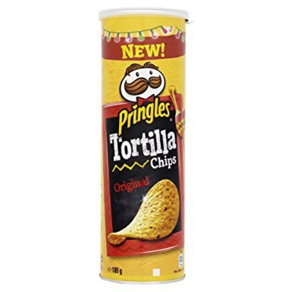 Pringles Tortilla Chips Original 180g