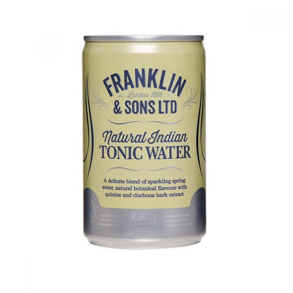Franklin and Sons Natural Indian Tonic Water 150ml