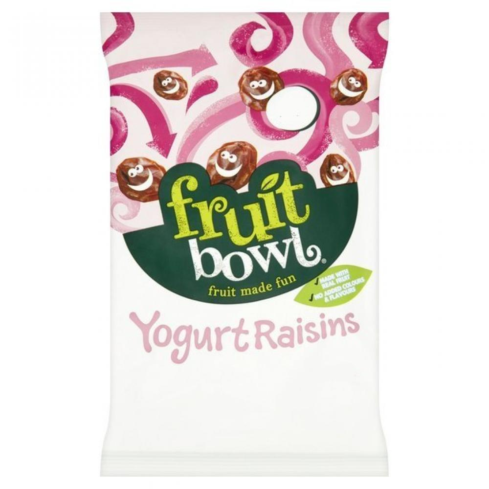 Fruit Bowl Yogurt Raisins 25g x 24