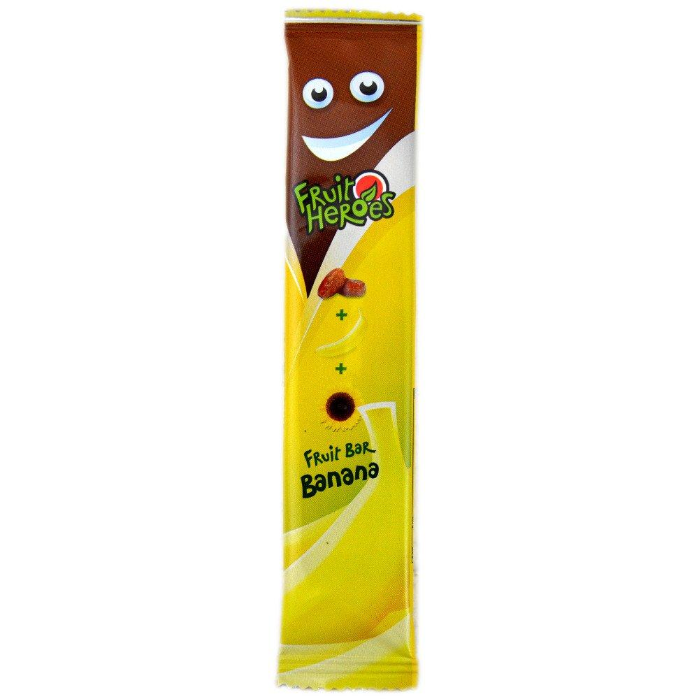 Fruit Heroes Banana Pure Fruit Bar 20g