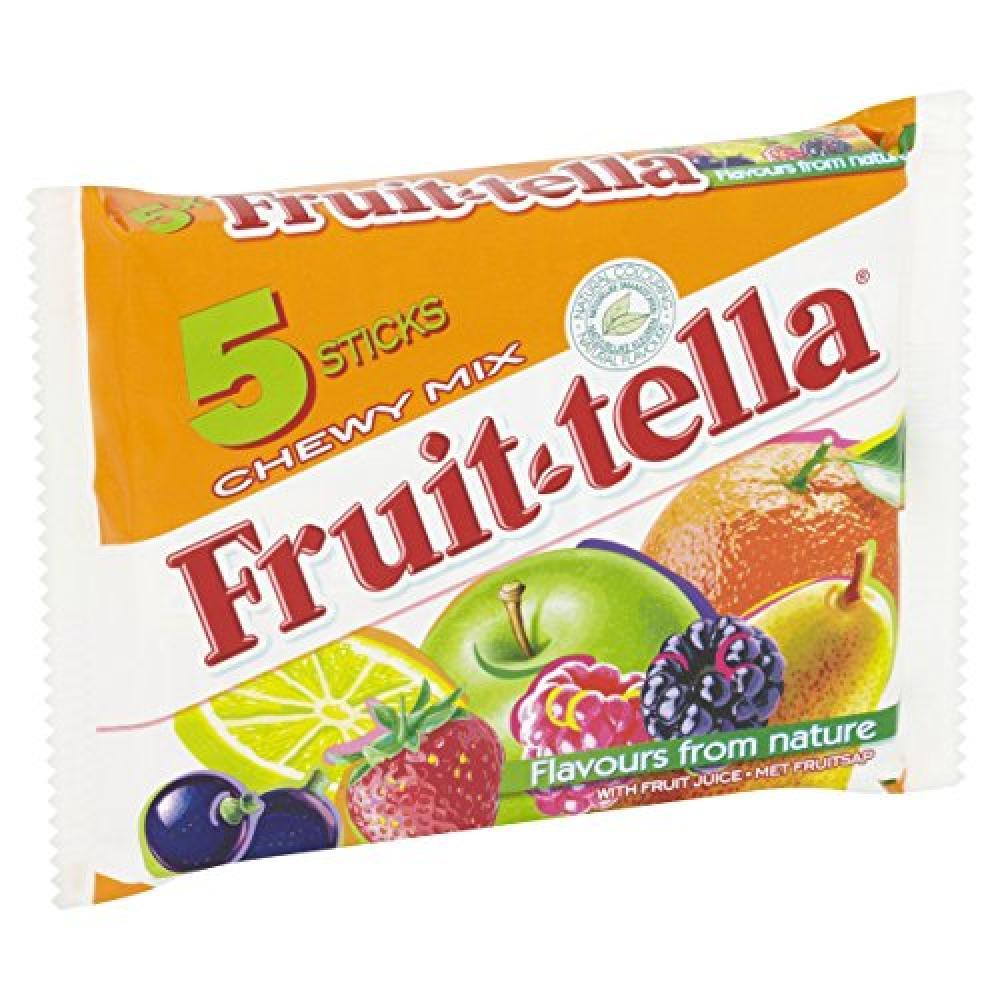 Fruittella Chewy Mix 5x 41g