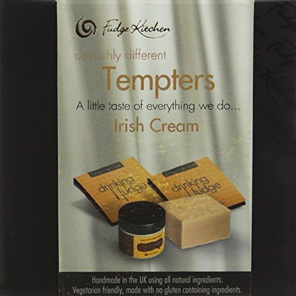 Fudge Kitchen Irish Cream Liquid Fudge 205g