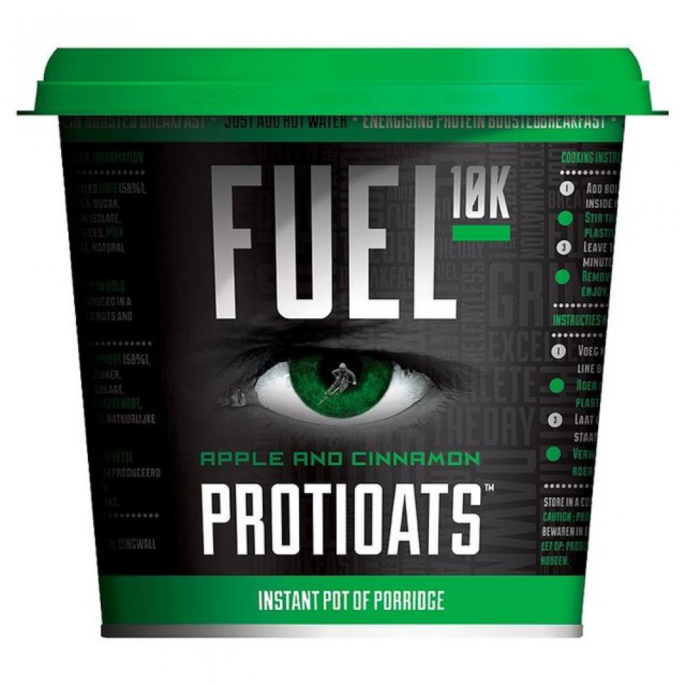 Fuel 10K Porridge Pot Apple and Cinnamon Flavour 60g