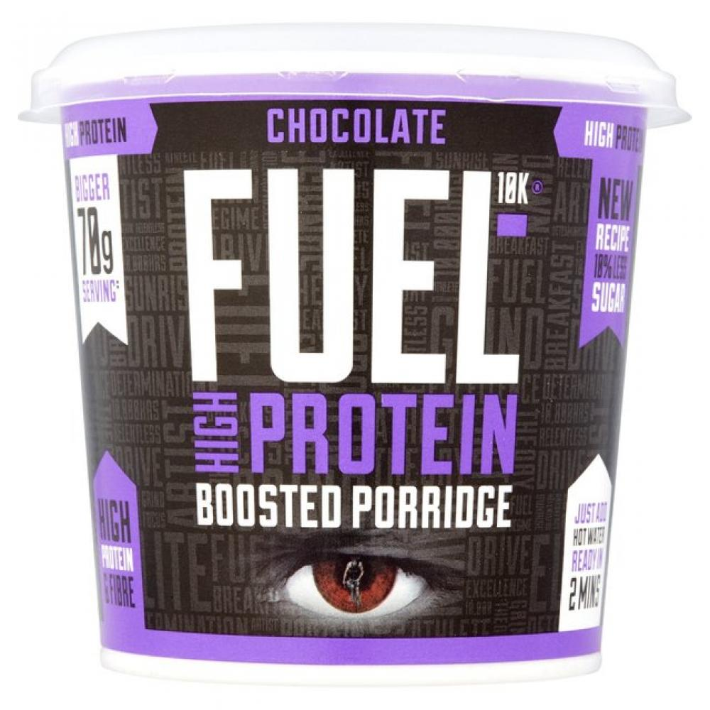 Fuel 10K Porridge Pot Chocolate Flavour 60g