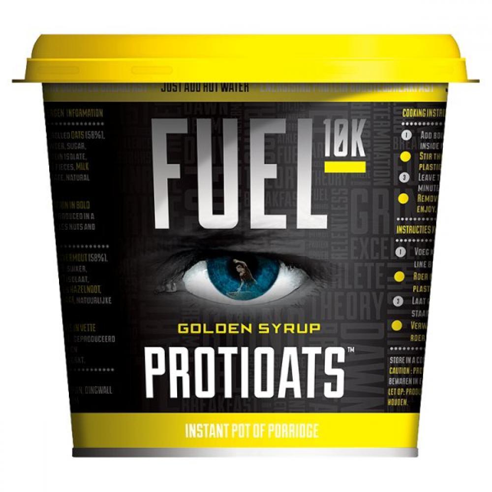 Fuel 10K Porridge Pot Golden Syrup Flavour 60g