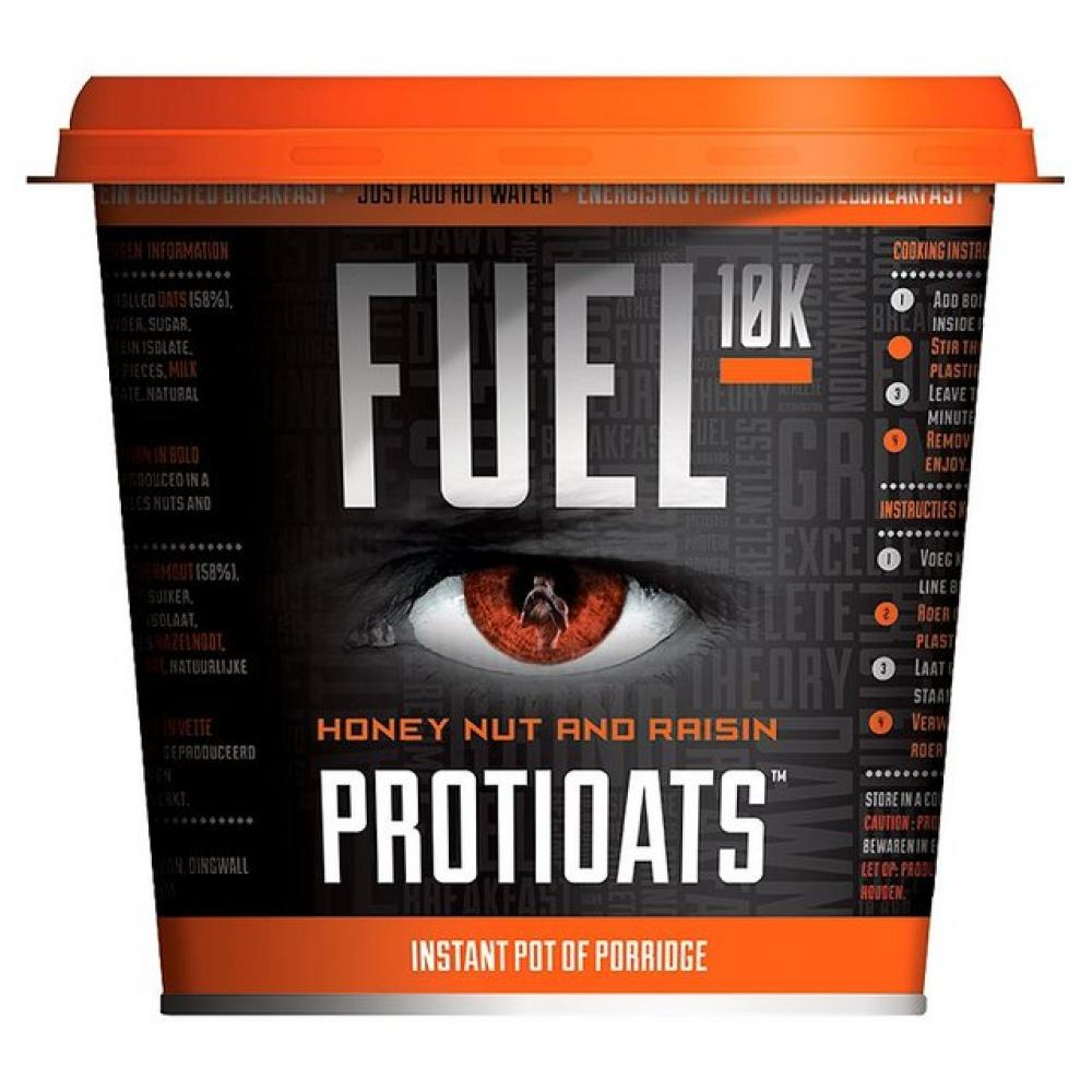Fuel 10K Porridge Pot Honey Nut and Raisin Flavour 60g