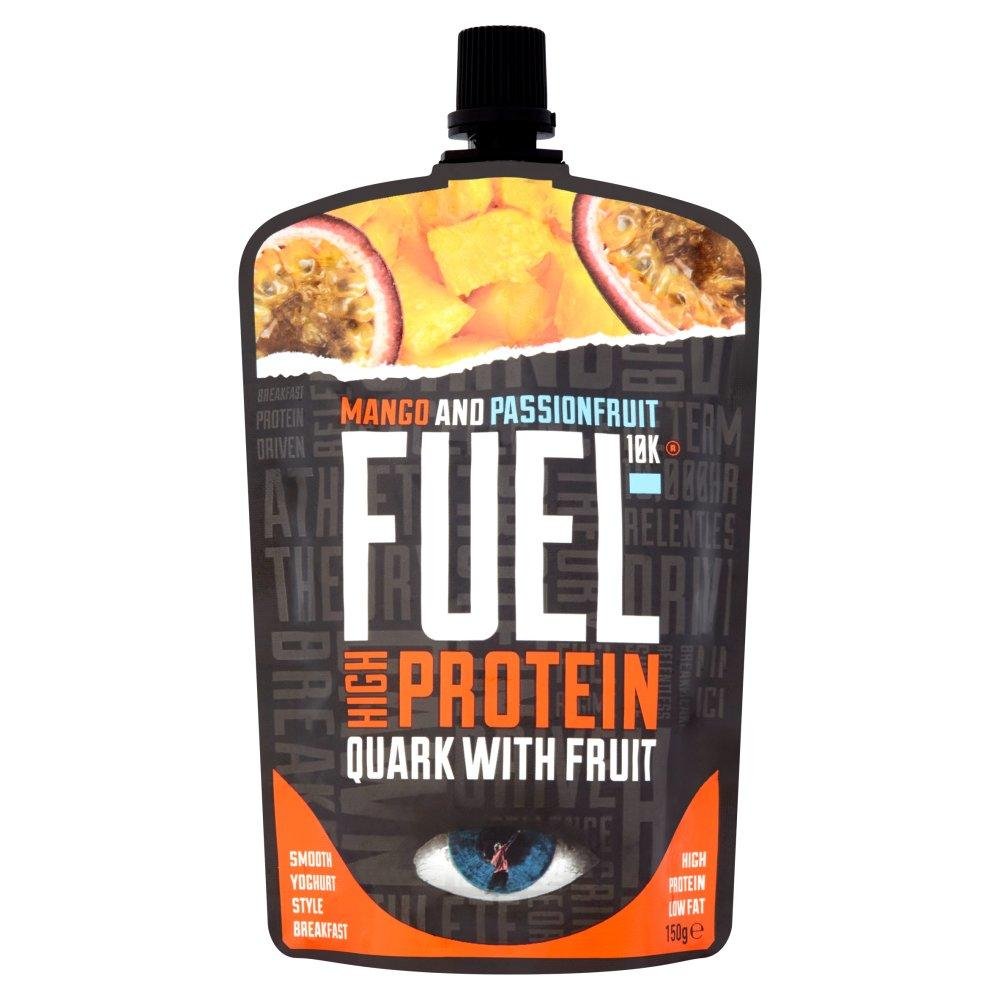 Fuel 10K Quark Mango and Passionfruit 150g