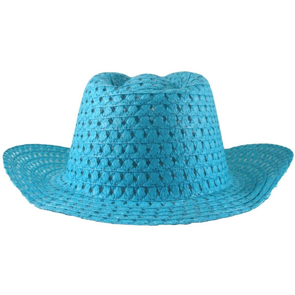 Fun Machine Cowboy Hat Blue