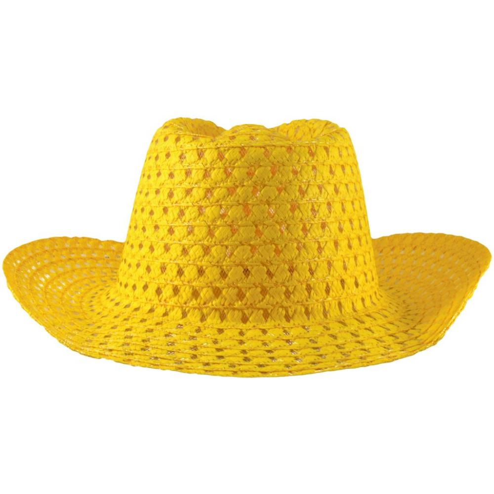 Fun Machine Cowboy Hat Yellow