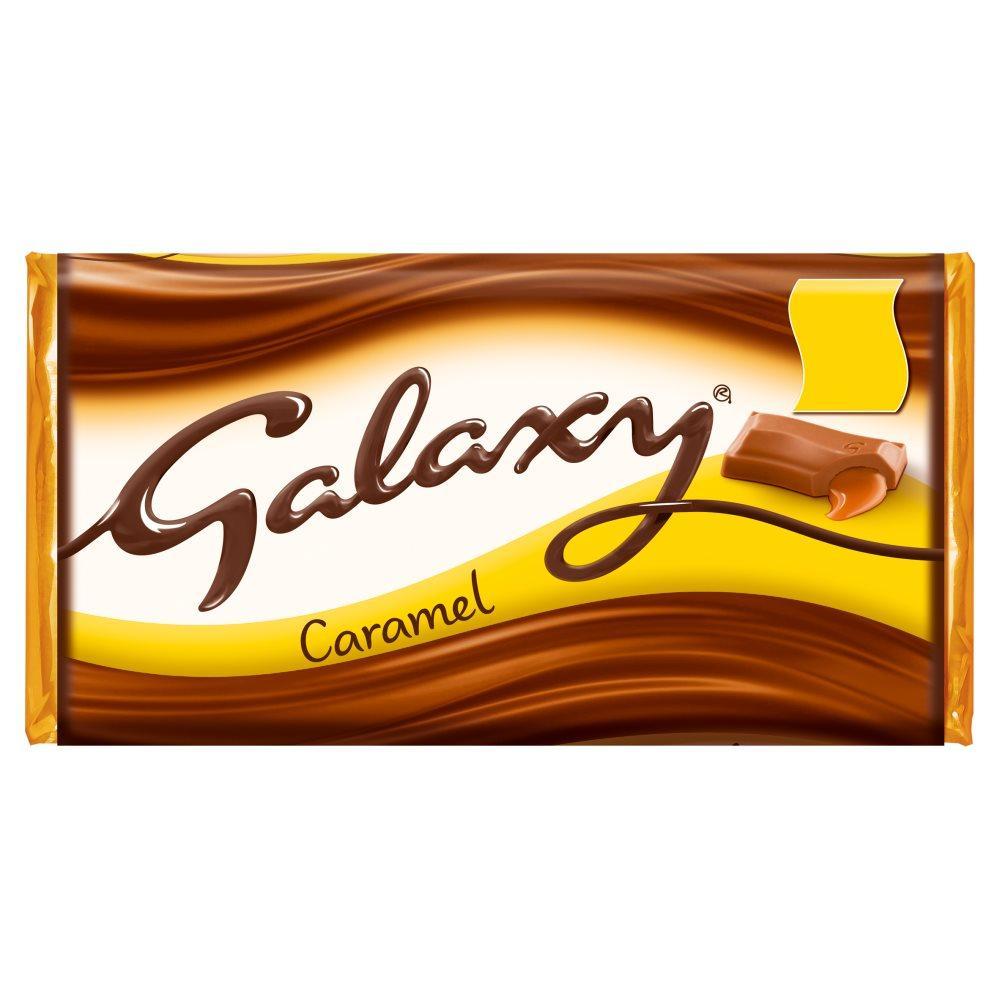 Galaxy Caramel Collection Smooth Caramel 135g