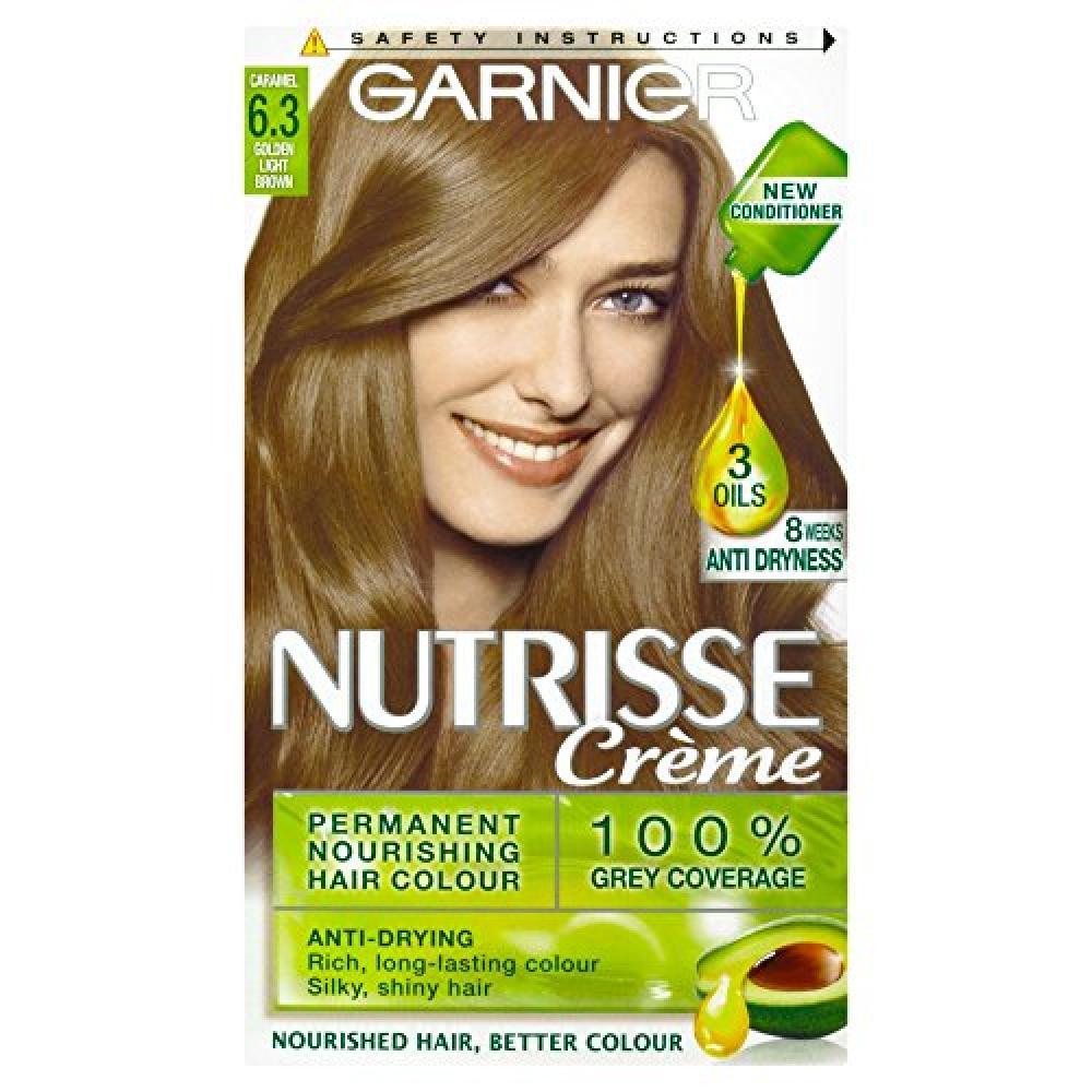 Garnier 9.13 Light Ash Blonde Permanent Hair Dye