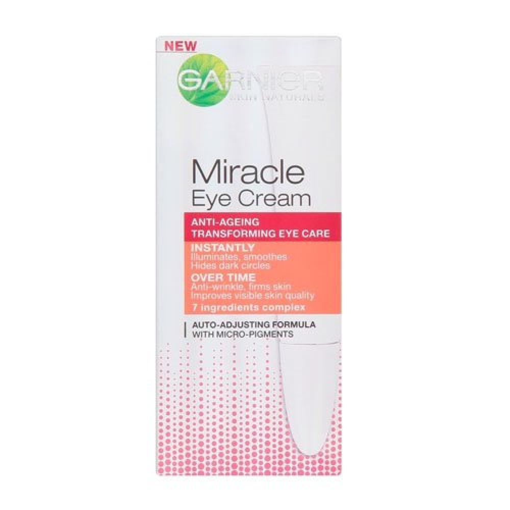 Garnier Skin Naturals Miracle Eye Cream 15 ml