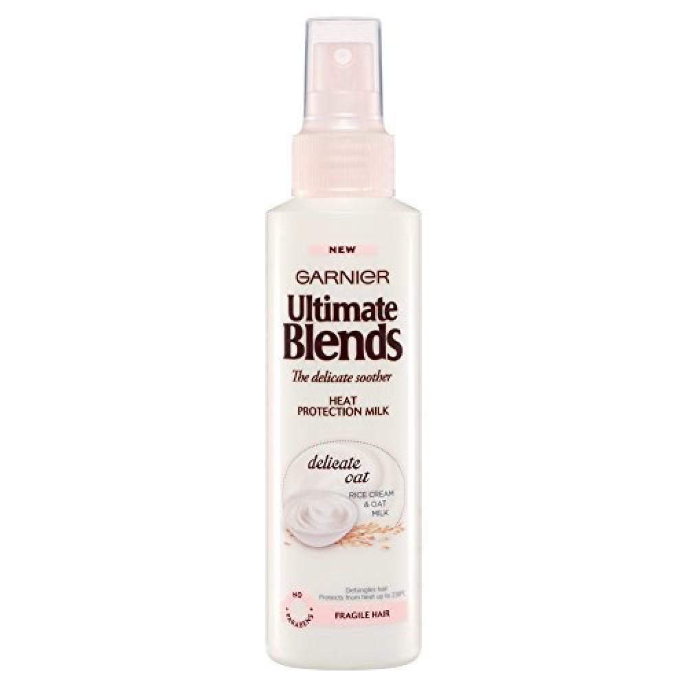 Garnier Ultimate Blends Oat Milk Heat Protection Spray 150ml