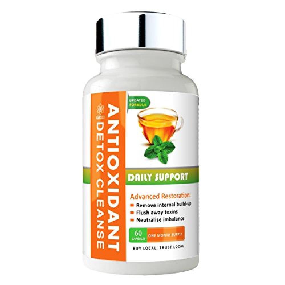 GBSci Antioxidant Detox Colon Cleanse 120 Capsules