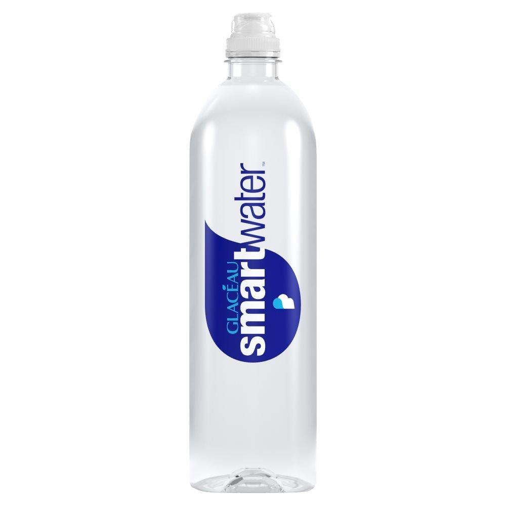Glaceau Smartwater with Sportscap 850ml