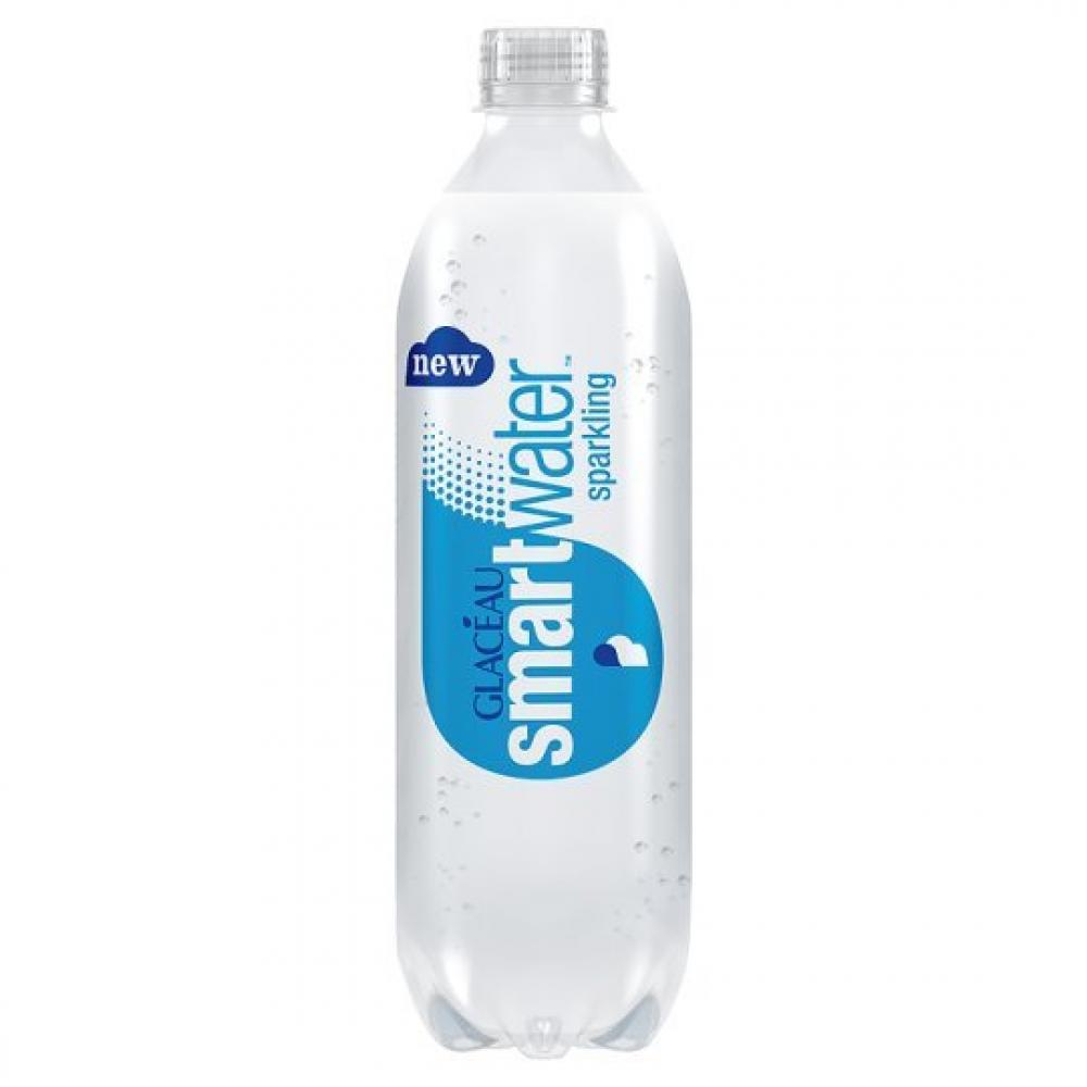 Glaceau Sparkling Smart Water 600ml