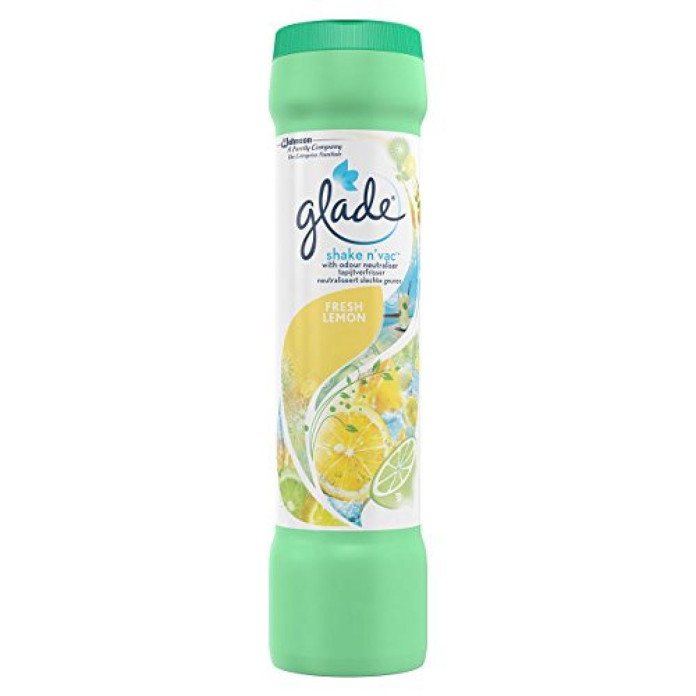 Glade Shake n Vac Citrus Blossom 500 g