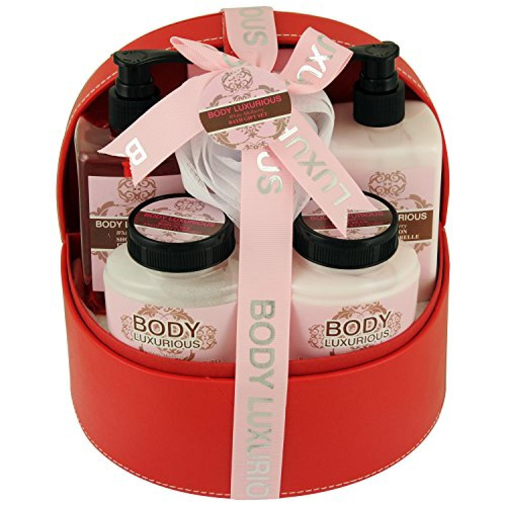 LAST CHANCE  Gloss Blackberry Body Luxurious Bath Gift Set - 7-Piece