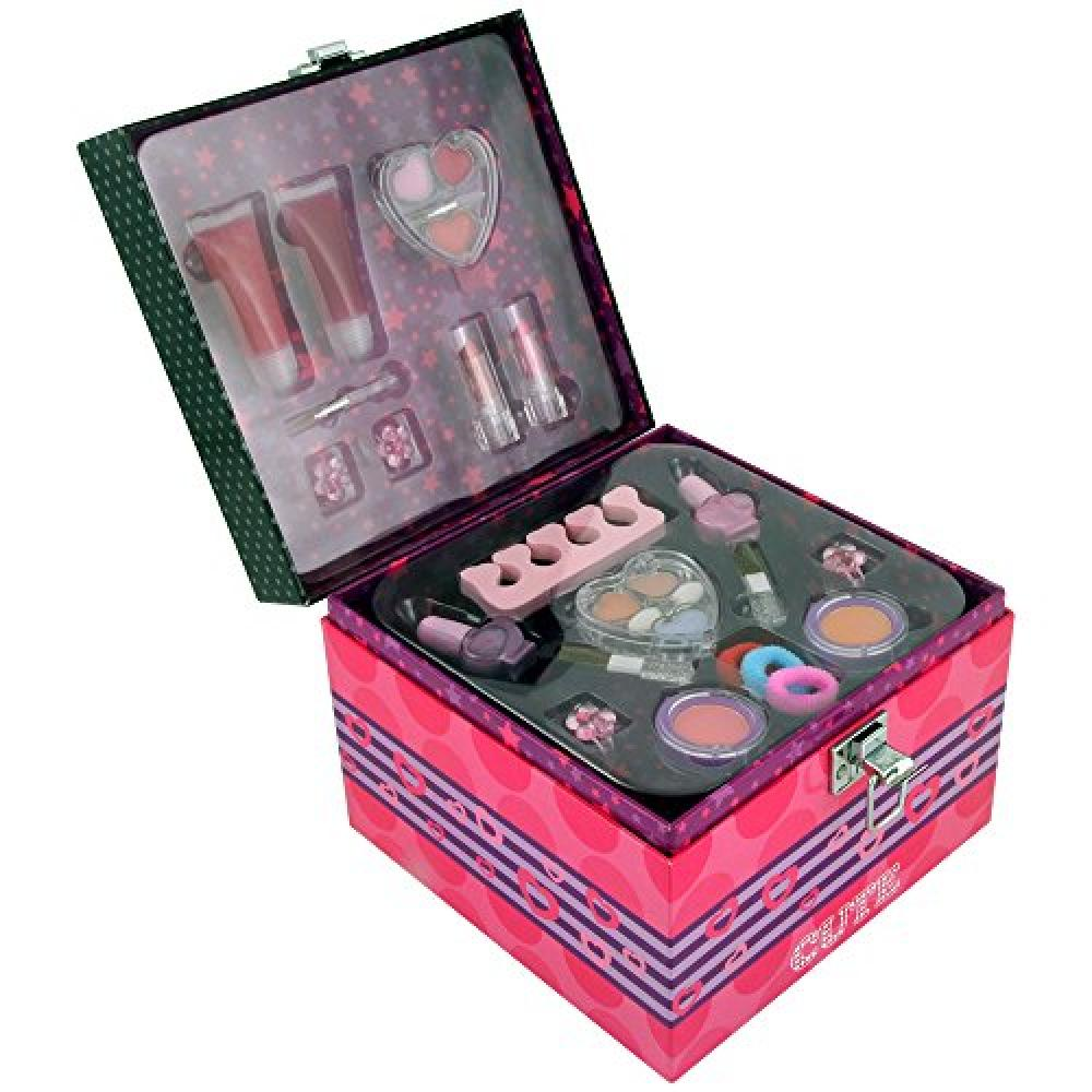 Gloss Cute Makeup Case - 36 Piece