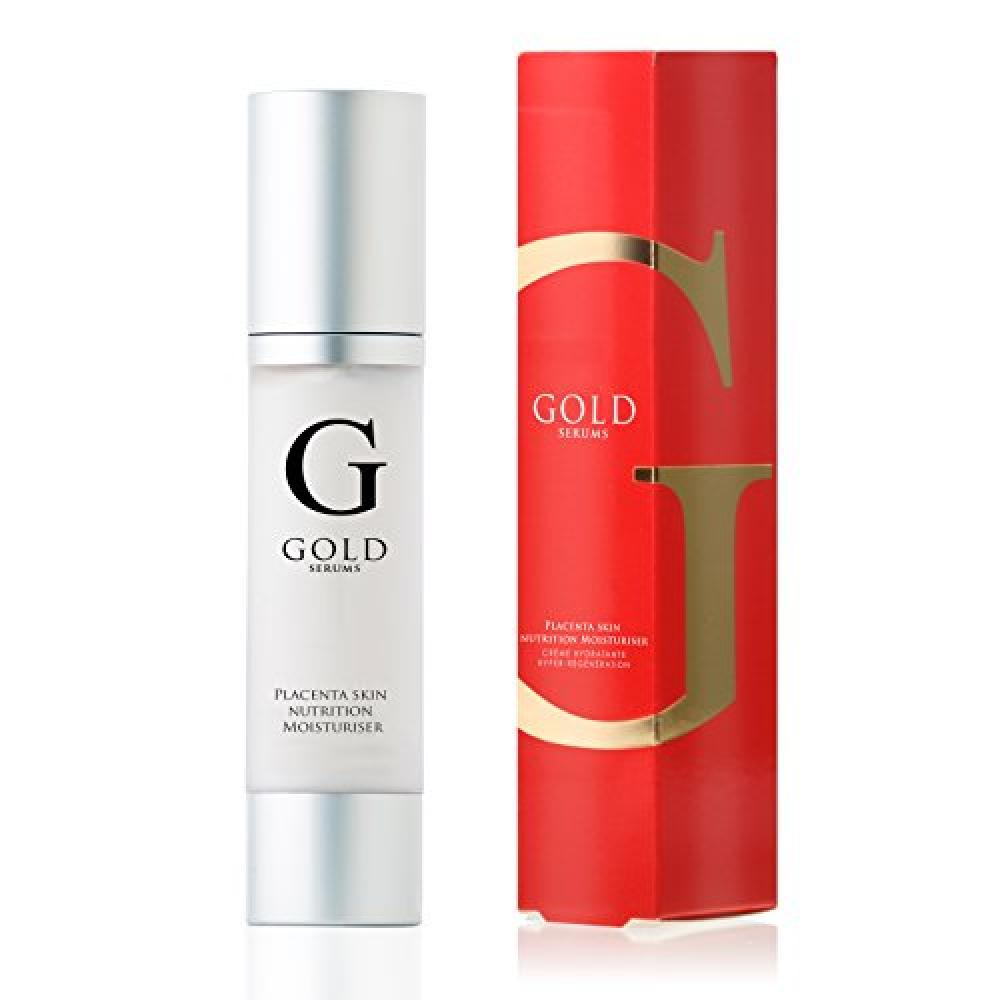 Gold Serums Placenta Moisturiser 50ml