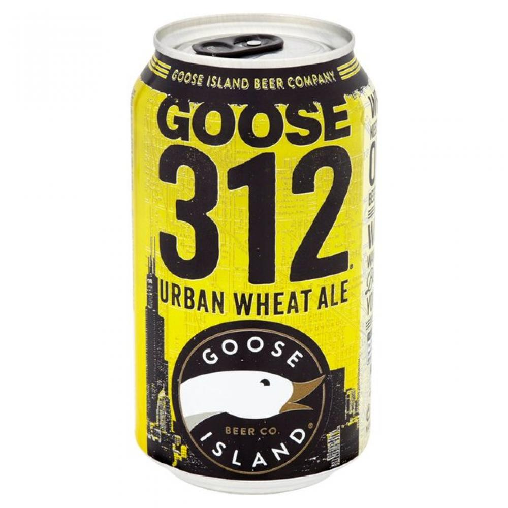 Goose Island 312 Urban Wheat Ale Can 355ml