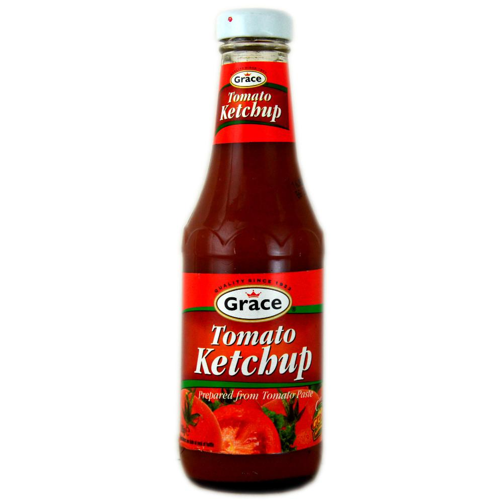 Grace Tomato Ketchup 385g