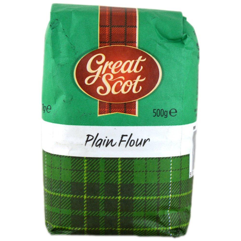 Great Scot Plain Flour 500g