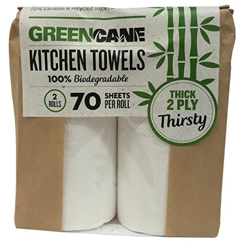 Greencane Kitchen Towels (Pack of 2)