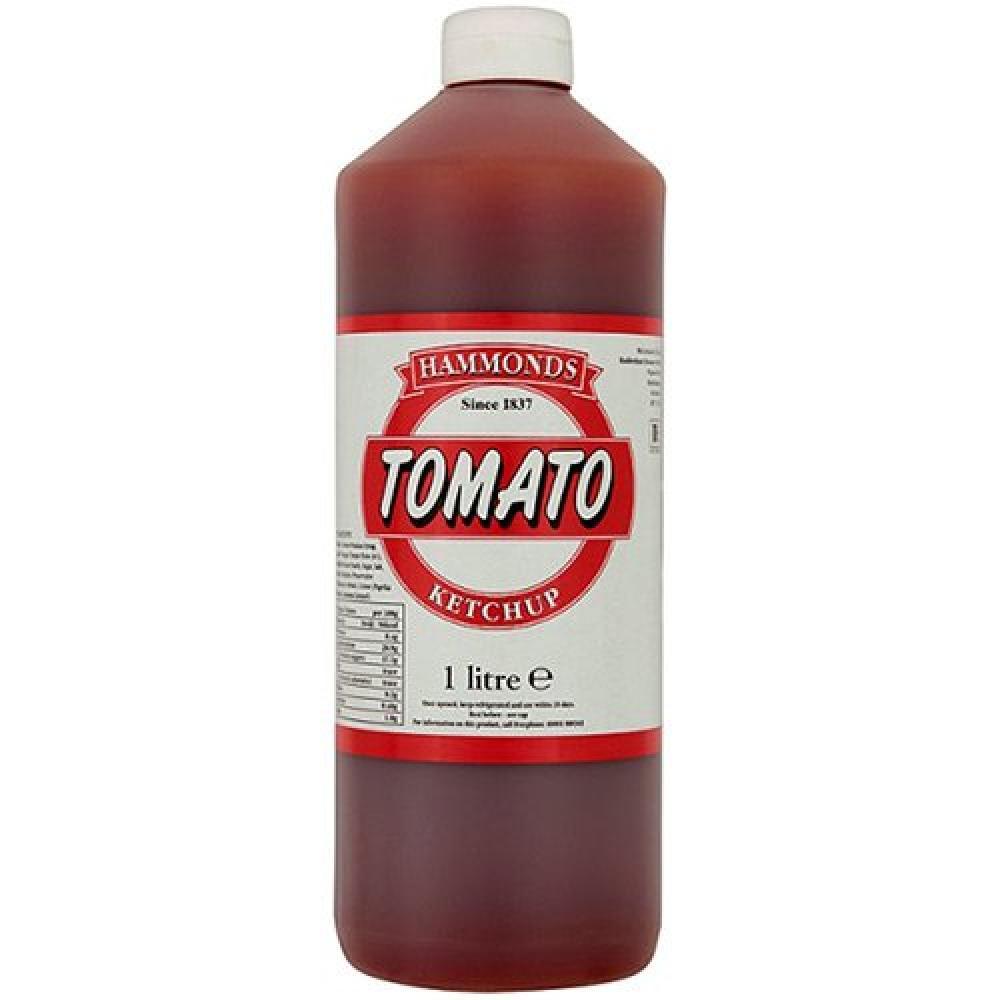 Hammonds Tomato Ketchup 1Litre