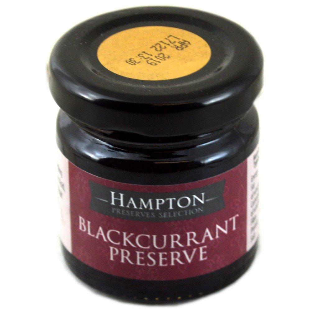 Hampton Blackcurrant Preserve 42g