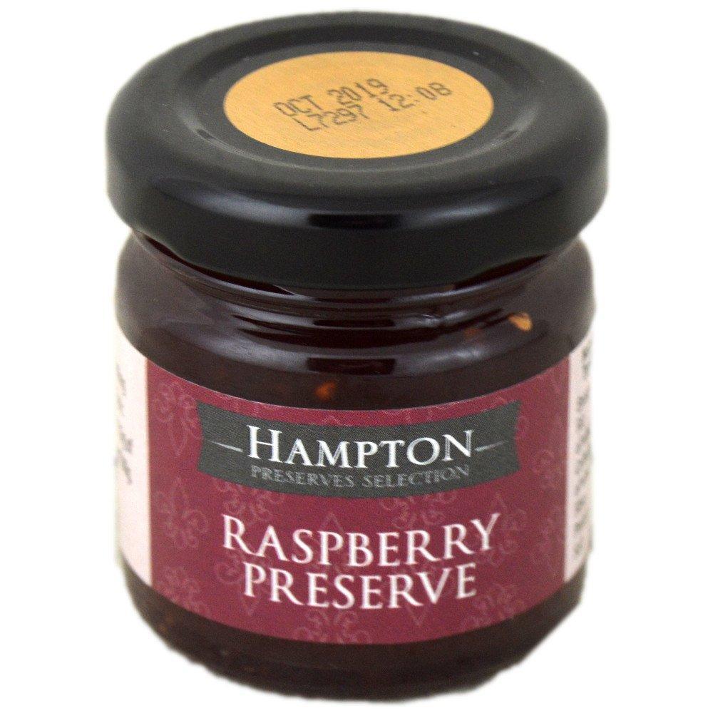 Hampton Raspberry Preserve 42g