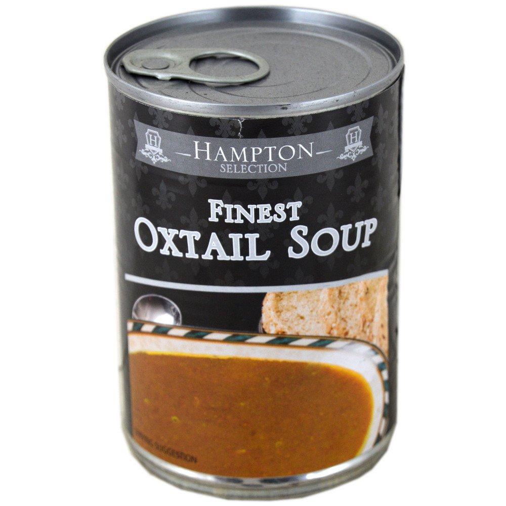 Hampton Selection Finest Oxtail Soup 400g