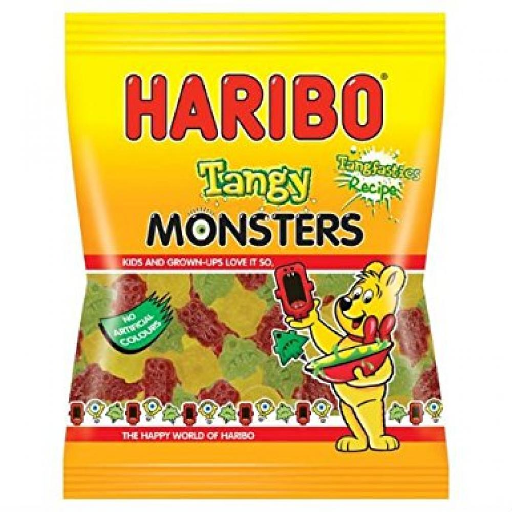 Haribo Tangy Monsters 200g