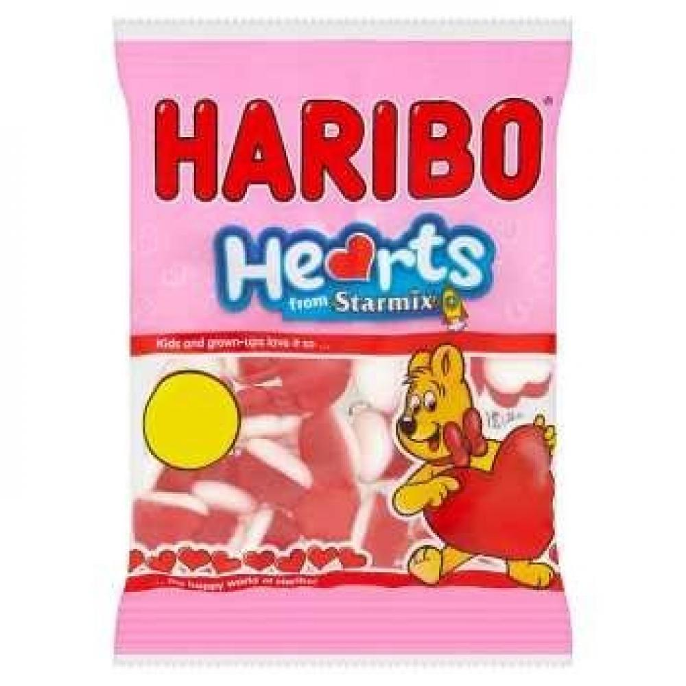 TODAY ONLY  Haribo Hearts 38g