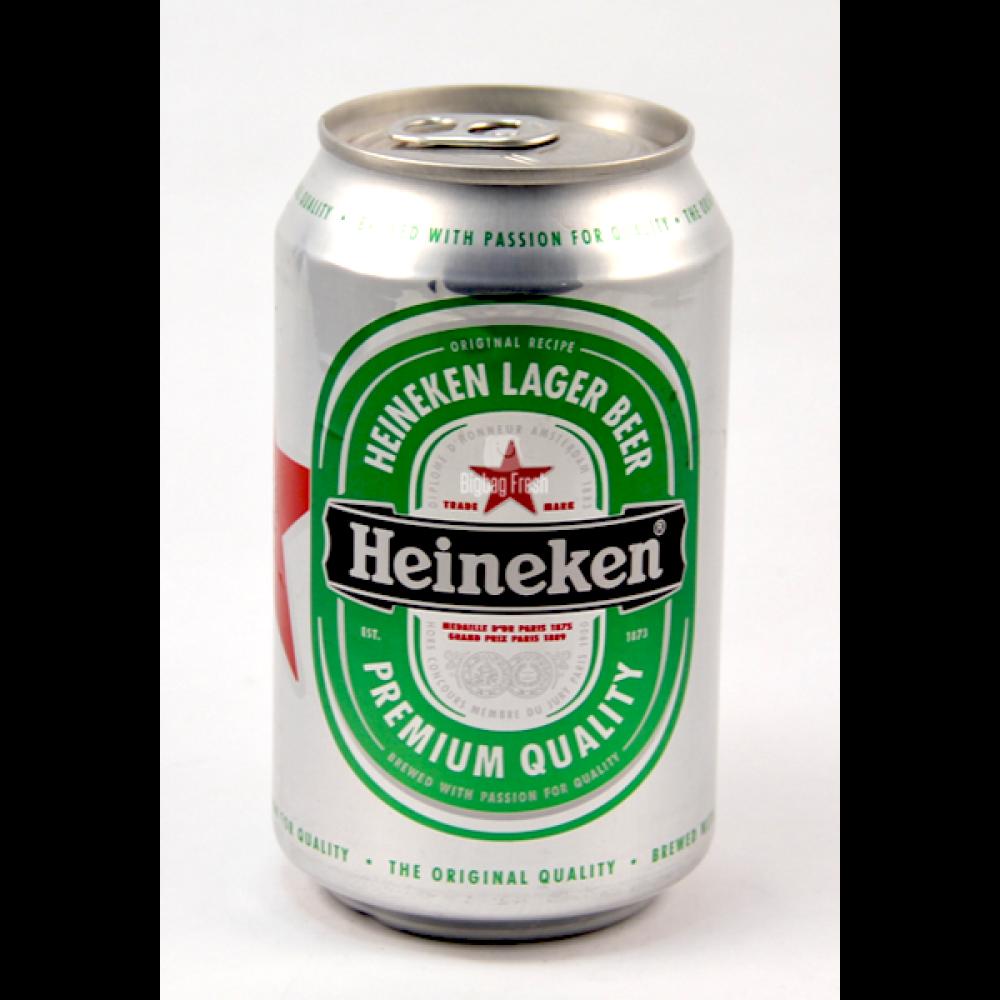 Heineken Beer Can 330ml