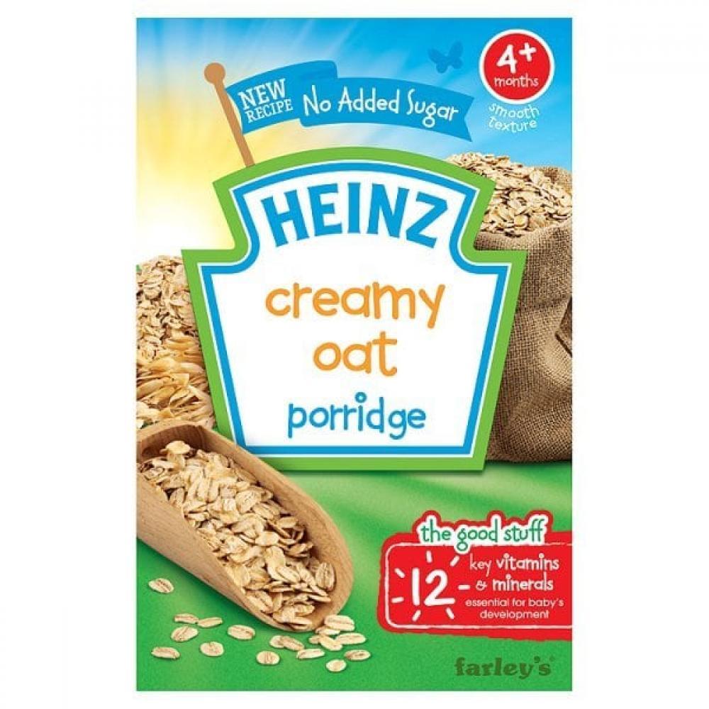 Heinz Creamy Oat Porridge 125g