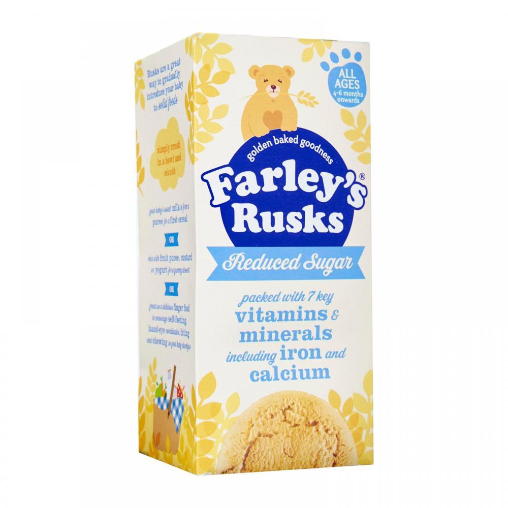 Heinz Farleys Reduced Sugar Original Rusks 4-6 Months Plus 150 g