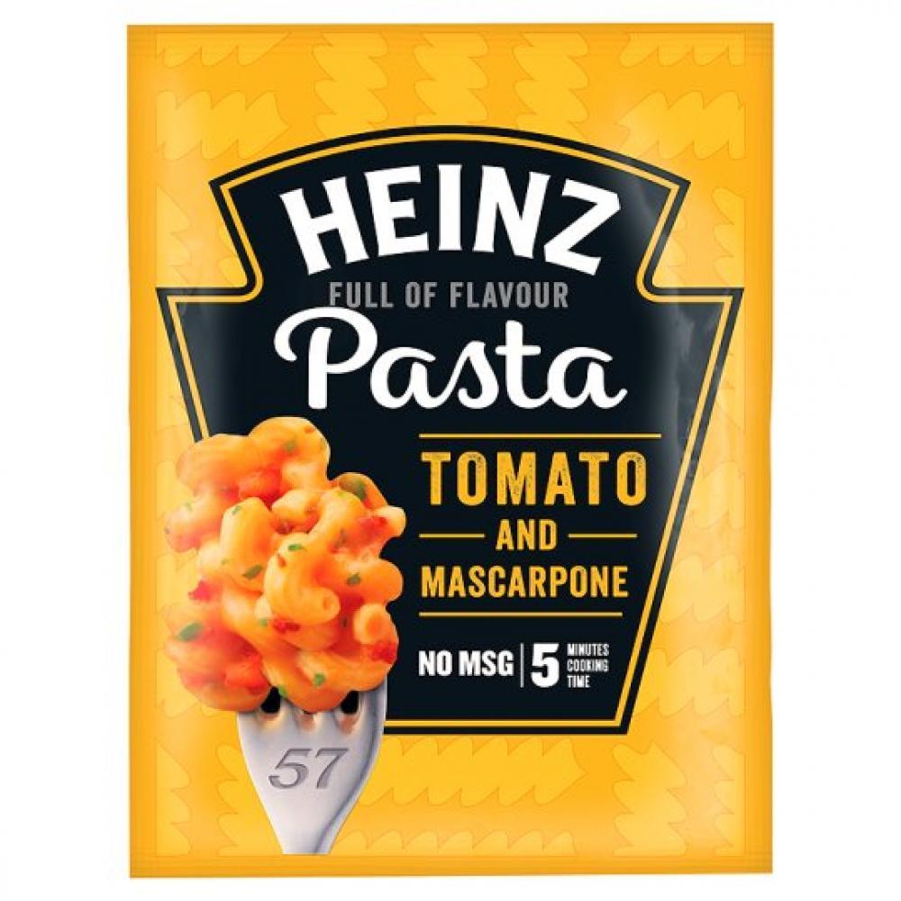 Heinz Pasta Tomato and Mascarpone 53g