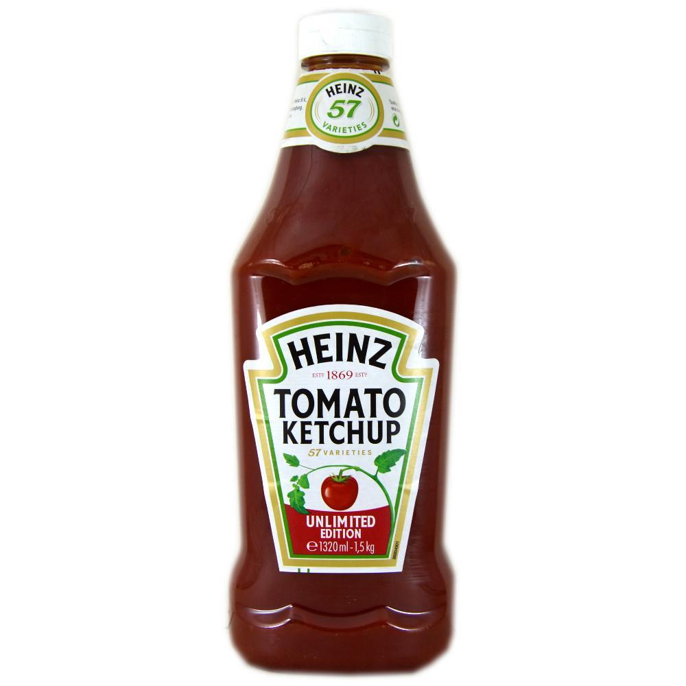 Heinz Tomato Ketchup 1320ml