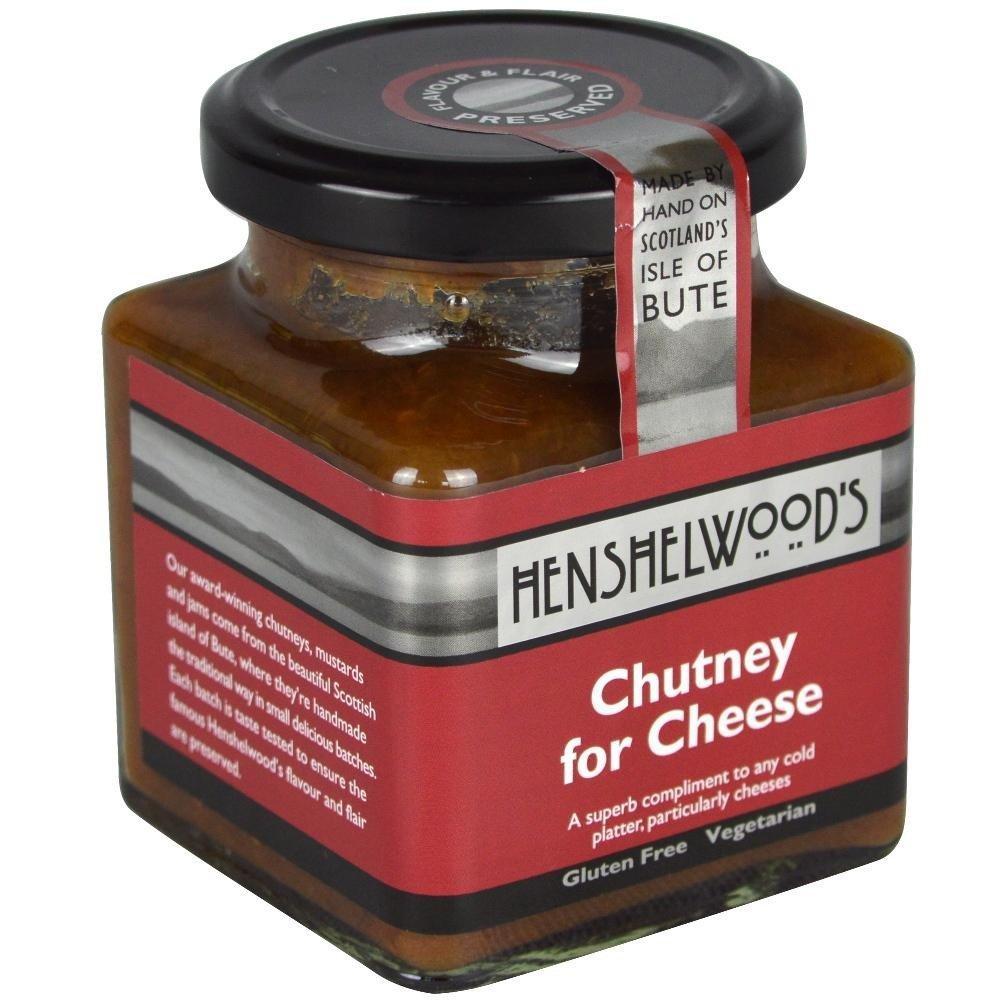 Henshelwoods Chutney for Cheese 298g