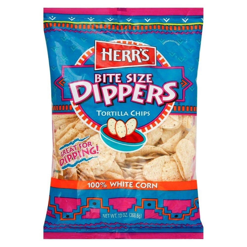 Herrs Bite Size Dippers 340.2g